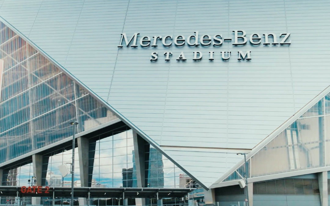 Mercedes-Benz Stadium // Event Space